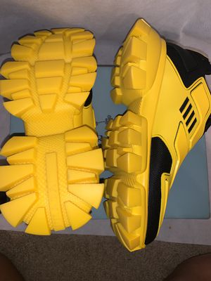 Prada Cloud Bust Thunder Sneakers for Sale in Baton Rouge, LA