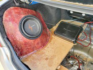 Custom car audio , camera systems, security, GPS systems, custom fiberglass work and custom subwoofer enclosures for Sale in Acworth, GA