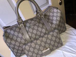 "Gucci ""Boston handbag and wallet set"" for Sale in Elk Grove, CA"