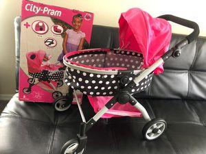 Kids play stroller City-Pram by Lissi for Sale in Poinciana, FL