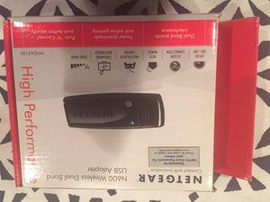 Netgear Wireless Adapter for Sale in Alexandria, VA