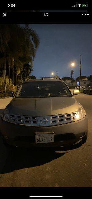 Nissan Murano 2004 for Sale in Pico Rivera, CA