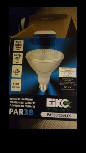 19 pcs light bulb 23 watts for Sale in Silver Spring, MD