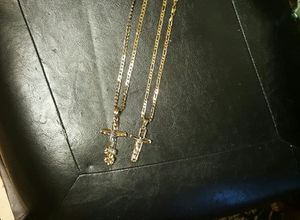 "Figaro chain with charms 26"" for Sale in Severn, MD"