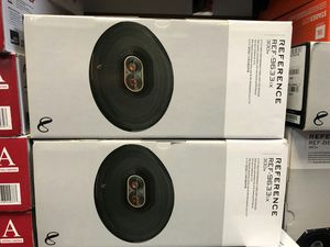 Infinity reference car audio speakers our deals can't be matched for Sale in Los Angeles, CA