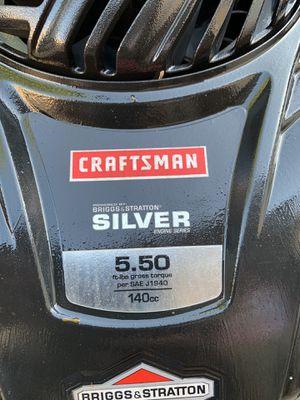 Craftsman lawn mower 5.50 for Sale in Los Angeles, CA