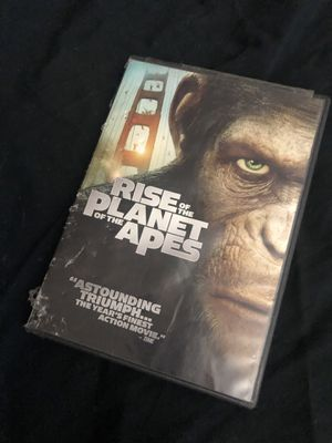 Movies planet of the apes rise of the planet apes dvd action drama horror for Sale in Glendale, AZ