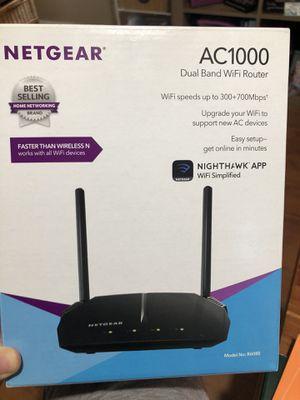 Netgear AC1000 Router for Sale in Phoenix, AZ