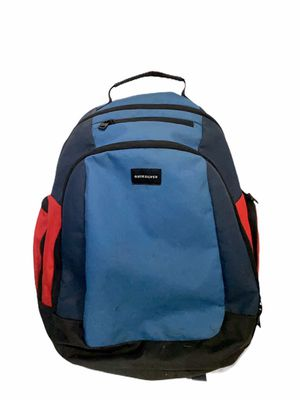 Quicksilver Laptop Backpack Blue W/ Red Pockets for Sale in Longwood, FL