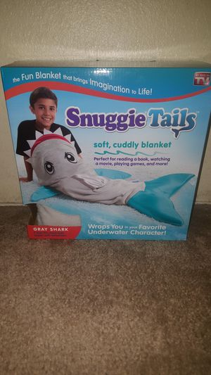 Snuggie Tails: SHARK for Sale in Arvada, CO