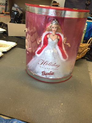2001 holiday Barbie. for Sale in Edgewater, MD