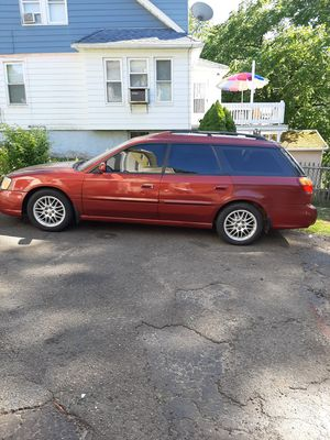 2003 subaru legacy l wagon runs good No check engine light No issues I'm the second owner 129miles 2,800obo for Sale in Wolcott, CT