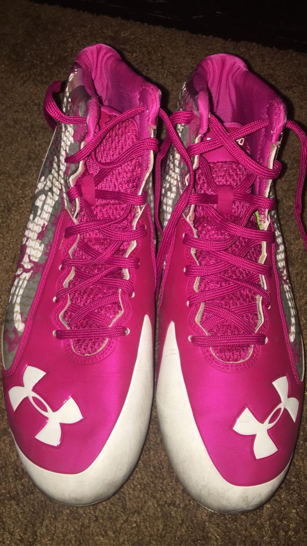 Under Amour cleats