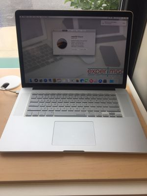 """2014 15"""" MacBook Pro Retina for Sale in Indianapolis, IN"""