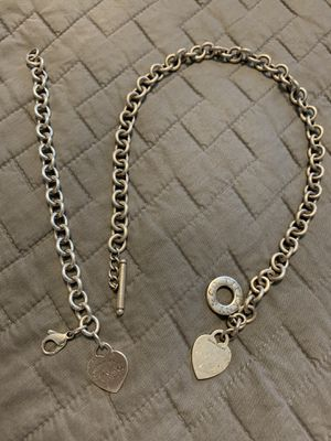 Tiffany & Co bracelets and (necklace sold) for Sale in Fort Worth, TX