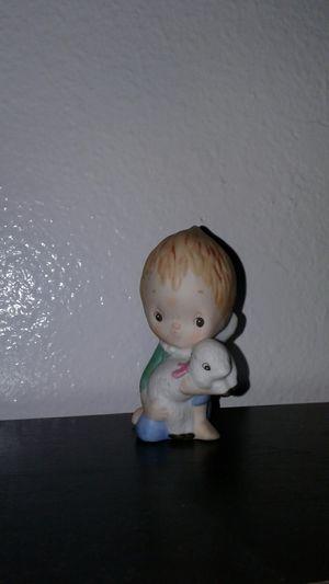Precious moments figurine 1985 series for Sale in Dinuba, CA