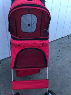 Red Dog Stroller for Sale in Los Angeles,  CA