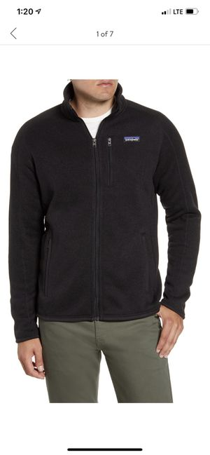 Patagonia Men's Size M Better Sweater Full Zip Jacket for Sale in Los Angeles, CA