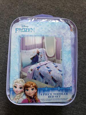 Frozen Toddler Bedding Set NEW for Sale in Santa Fe Springs, CA