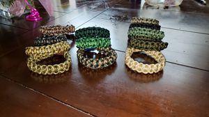 Parachute cord bracelets for Sale in St. Louis, MO
