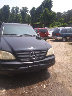 Parting out this Mercedes ML for Sale in Decatur, GA