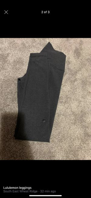 Lululemon leggings for Sale in Lakewood, CO