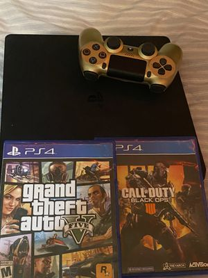 PS4 SLIM 1TB for Sale in Southington, CT