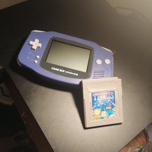 Classic Gameboy Advance With Tetris for Sale in Nipomo, CA