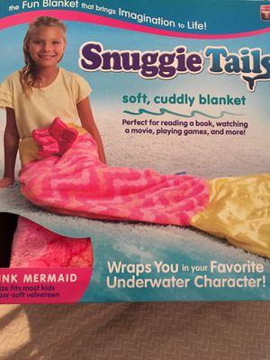 Snuggie tails new in box for Sale in Covina, CA