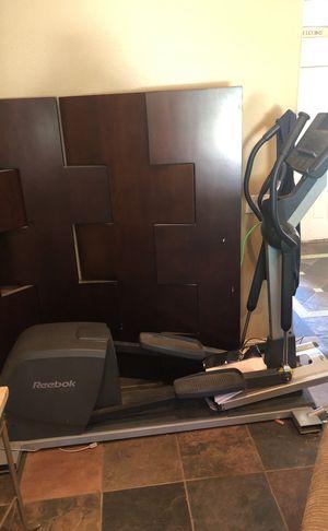 Reebok Power Ramp Elliptical Treadmill for Sale in Mount Plymouth, FL