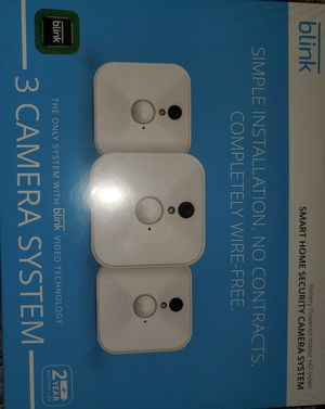 SMART HOME SECURTIY CAMERA SYSTEM for Sale in Cleveland, OH