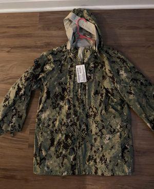 US Navy Working Uniform Type III Gortex Parka - sm/reg for Sale in San Diego, CA