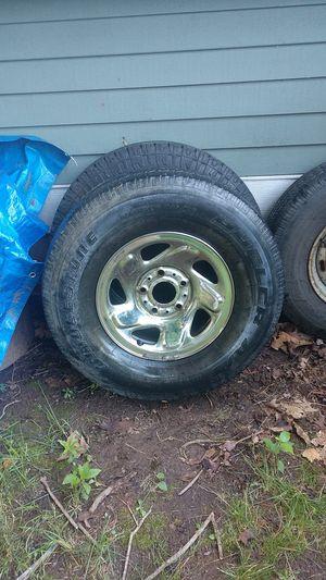 Dodge Ram rim and tire for Sale in Meriden, CT