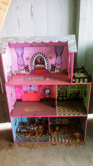 Monster high doll house for Sale in Kennewick, WA