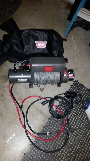 Warn 9000xdi winch for Sale in Vacaville, CA