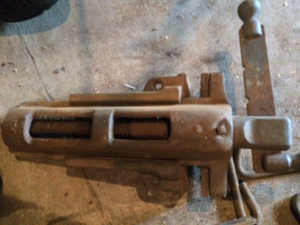 Antique Sheldon Woodworking Vise For Sale In Downers Grove