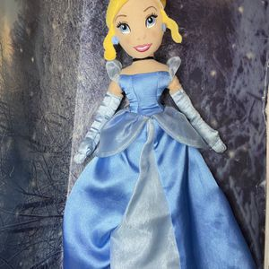 "Disney parks Cinderella Plush Doll Toy Approximately 17"" Tall. for Sale in Long Beach, CA"