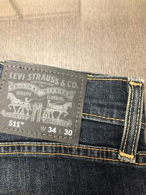 Levi's jeans for men for Sale in Belle Isle, FL