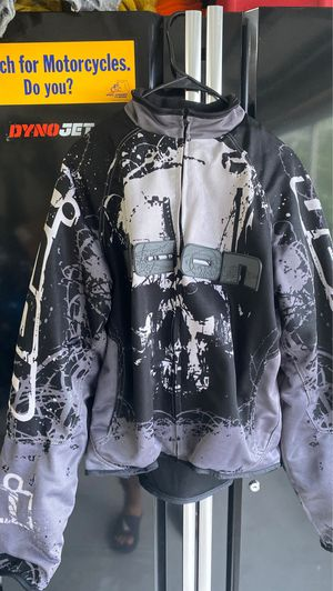 Icon motorcycle jacket for Sale in Orlando, FL