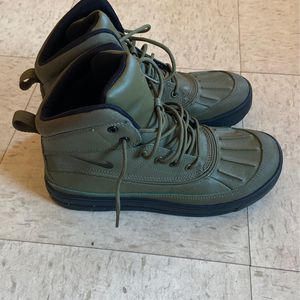Nike Acg Duck Boots New Never Work for Sale in New Haven, CT