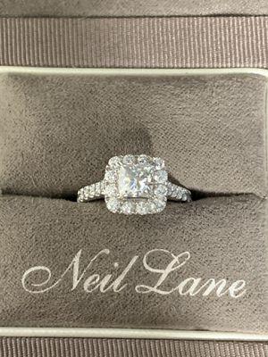 Diamond Engagement Ring for Sale in Bradenton, FL