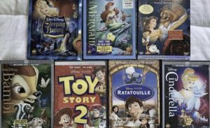 6 Disney movies for Sale in West Covina, CA