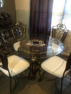 Comedor con 4 sillas for Sale in Dallas, TX