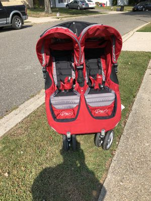 Baby jogger city mini double stroller for Sale in Wantagh, NY