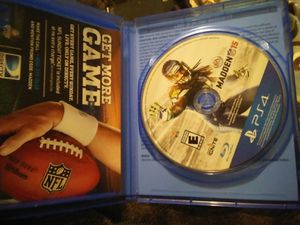 Madden 15 PS4 for Sale in Mount Vernon, WA