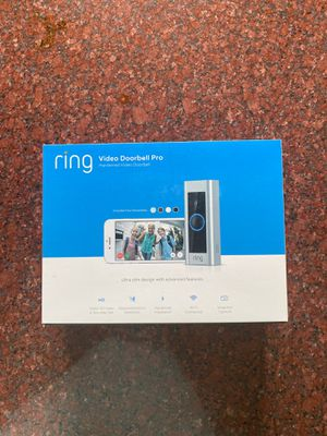 ring Video Doorbell Pro. for Sale in Monroe Township, NJ