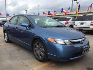 2007 Honda Civic. for Sale in Houston, TX