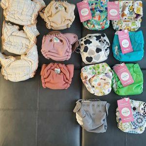 Cloth Diapers - Size: Newborn for Sale in Corona, CA