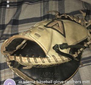 Akadema baseball glove 32.5 catchers mitt for Sale in Cherry Hill, NJ