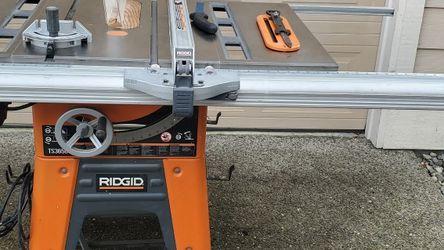 Ridgid TS3650 Table Saw for Sale in Kent,  WA